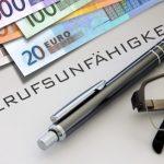 berufsunfähigkeitsversicherung sinnvoll