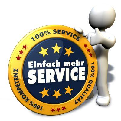 Einfach mehr Service mit der Kompetenz Beratungsqualität zum Haushaltskosten sparen